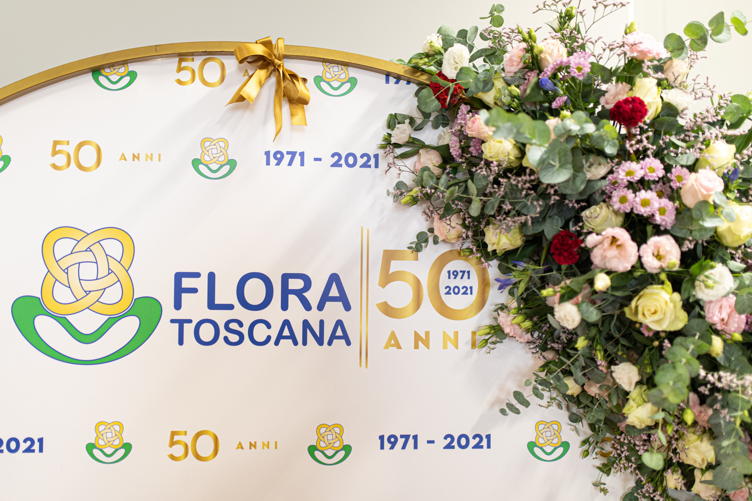 Festa 50 anni Flora Toscana